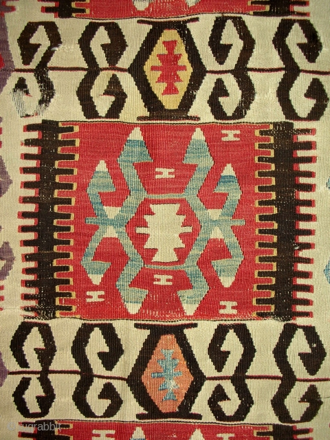Early Anatolian kilim panel > see Vok 37