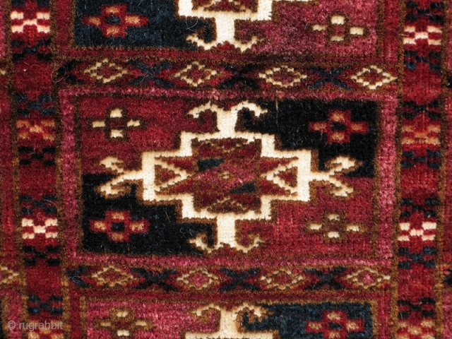 Mid 19th century Tekke Aina Kap.