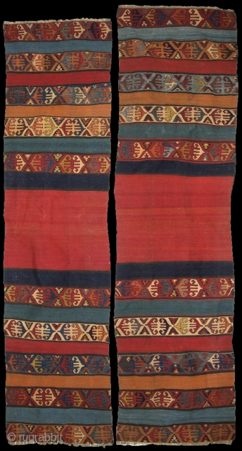 Konya Kilim, Anatolia, late 19th century, maybe earlier? 148x288