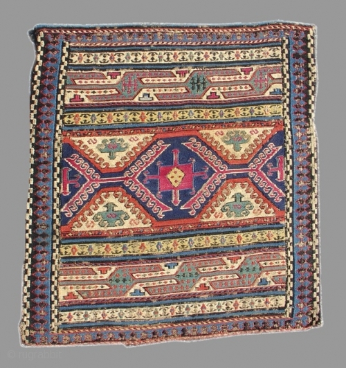 Shahsevan Soumac Bagface