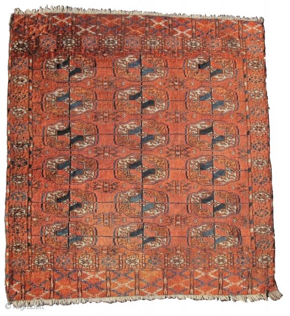 """Tekke wedding rug, 3'2""""x3'5""""  Now 30% off on our website!  https://www.peterpap.com/product/tekke-wedding-rug/"""