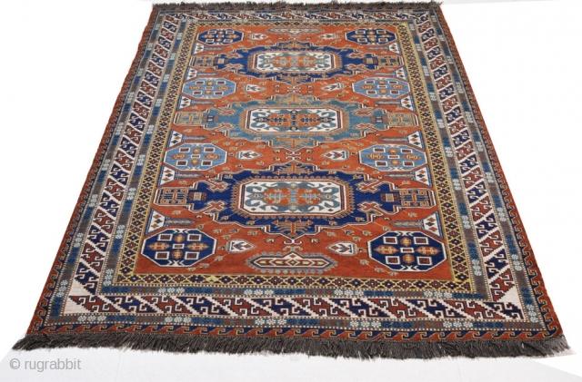 Sumack, the Caucasus c.1970 180x150 cm Excellent condition