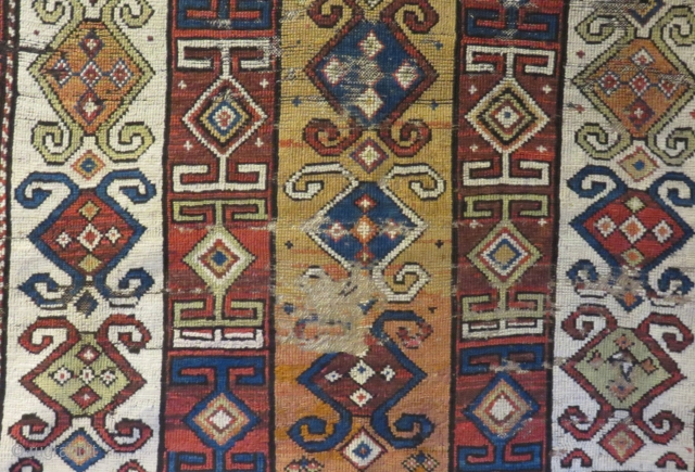 Antique Zagatala Carpet Size.176x116cm