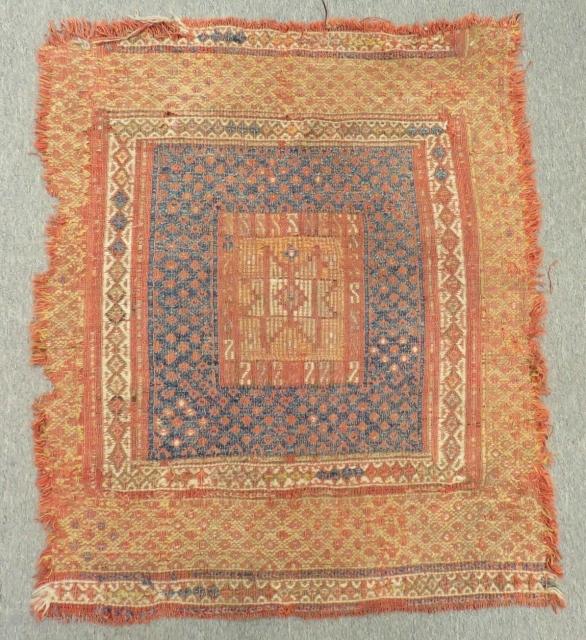 Antique West Anatolian Fethiye Cecim 82x68cm