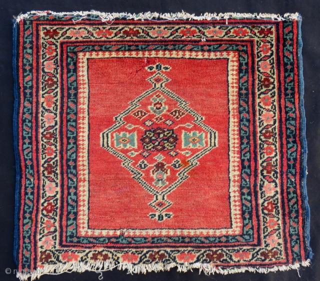 Antigue Persian Bagface Size.56x47 Cm