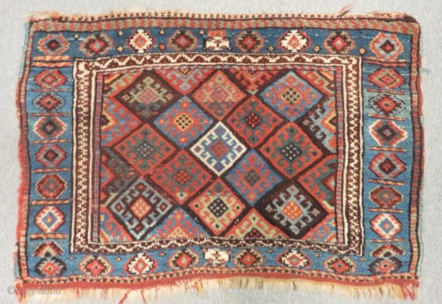 Antique Persian Jaff Size.100x62cm