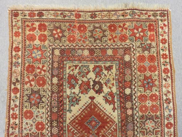 19th Century West Anatolian Milas Rug Size.164x105 Cm