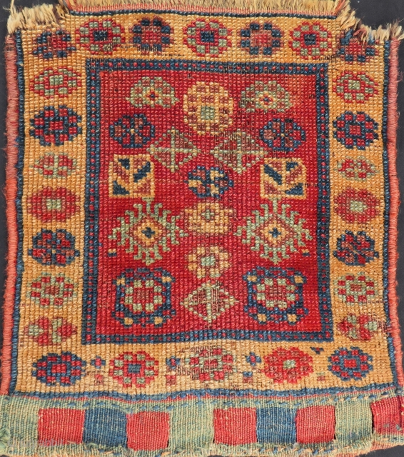 Antique Persian Kurdish Bagface Size.50x50cm