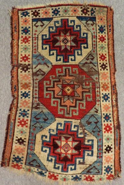 East Anatolian Yastık Size.80x47cm