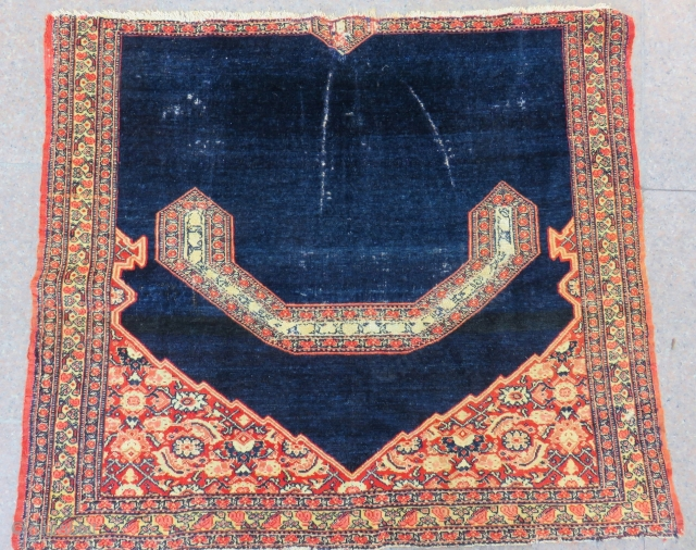 Old Persian Horse Cover Size.100x86cm