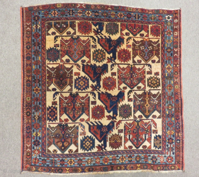 Old AVŞAR Carpet Size.110x106cm