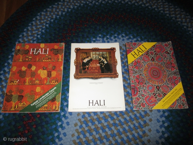 HALI Magazine #2-#174 (no #1). 