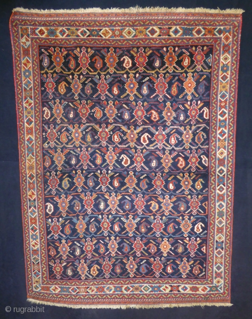 1615 Afshar, circa 1900. Natural dyes and in good condition with out restoration.