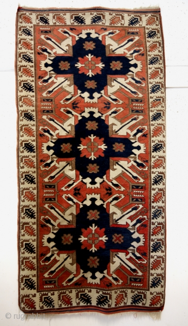 'Sunburst' Bergama, great condition. Wool on wool. 