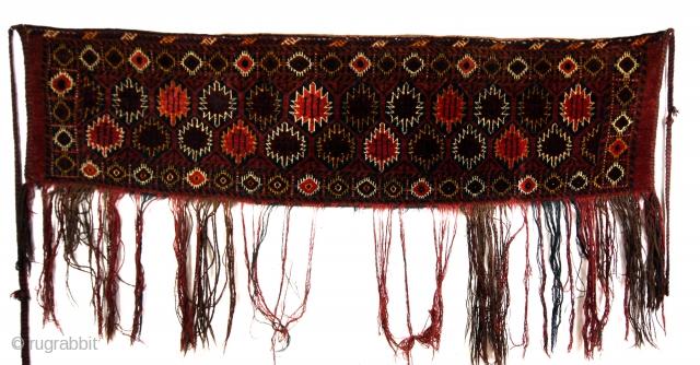 Torba, Jasllar, Turkmen Beshir. 160 x 40 Cm.