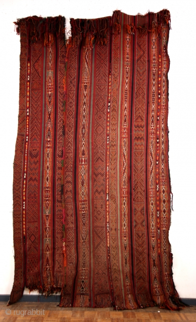 Haml, Berber woman made these in the 19th and this one early 20th century.