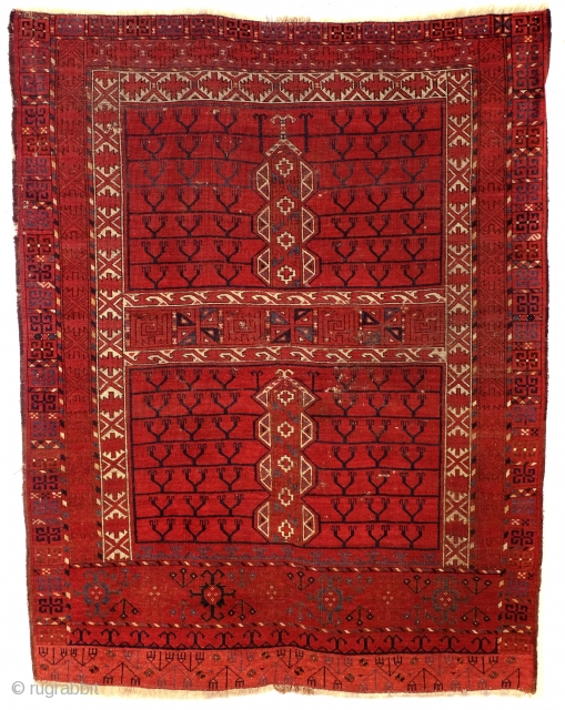 Hatchlu, Ersari Engsi, 200 x 155 Cm. 