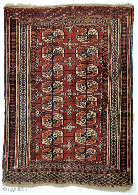 Ersari Tekke, 19th century, 105 x 155 Cm. 