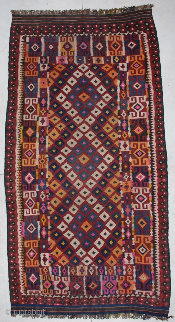 6670 Uzbek Kilim
