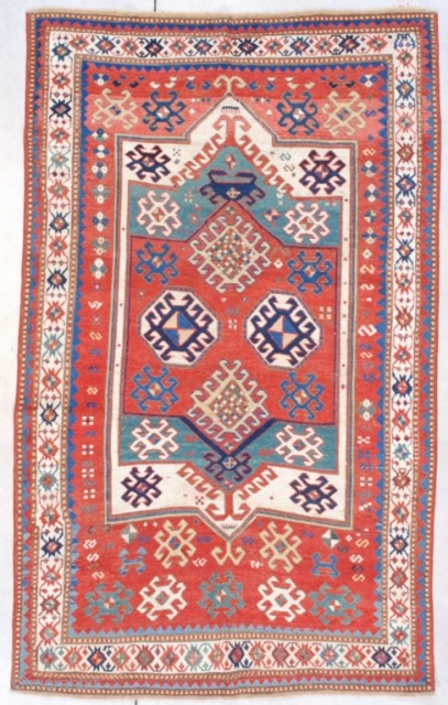 #7569 Kazak