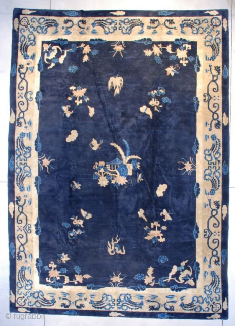 #7605 Peking Chinese Rug