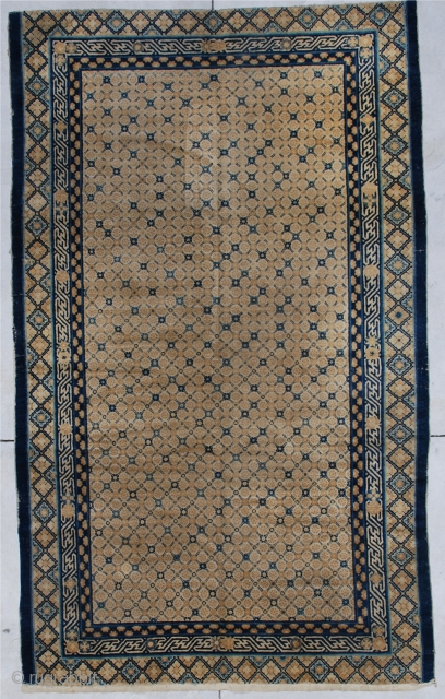 #6882 Antique Chinese Rug