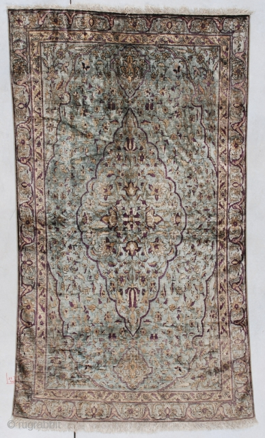 #7536 Silk Fereghan