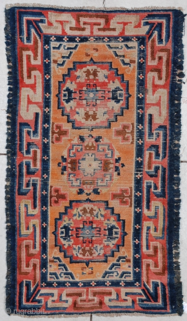 #7204 Tibetan Rug