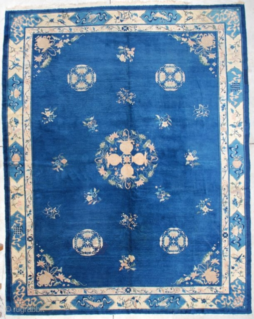 #7165 Peking Chinese Rug
