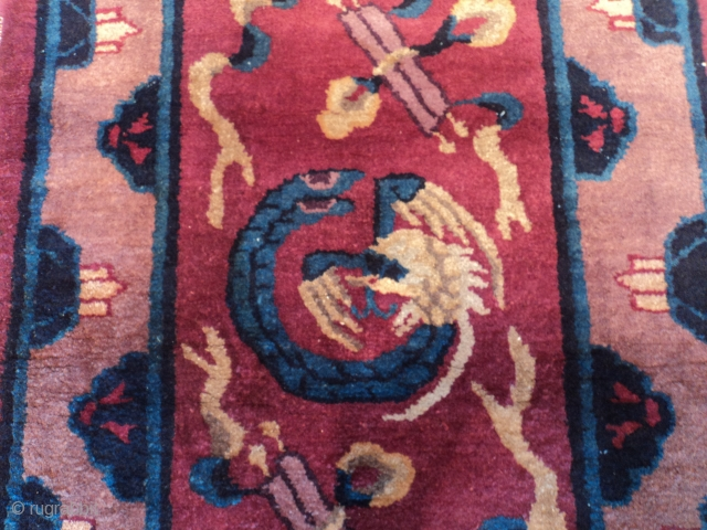 #7584 Art Deco Chinese Runner
