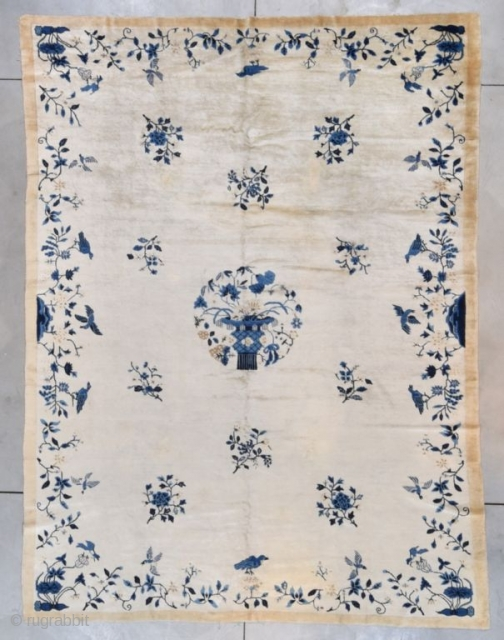 #6887 Peking Chinese Rug