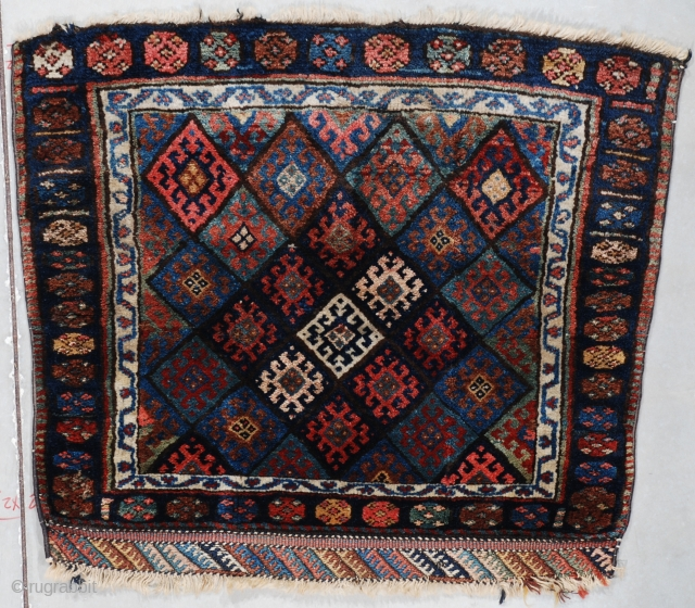 #7562 Jaf Kurd Rug