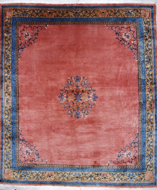 #7162 Peking Chinese Rug
