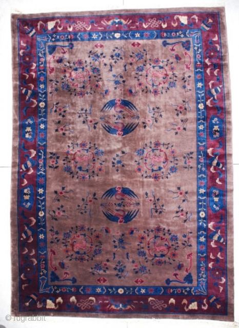 6776 Art Deco Chinese Rug