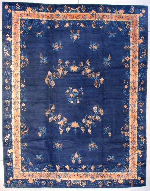 #7615 Peking Chinese Rug