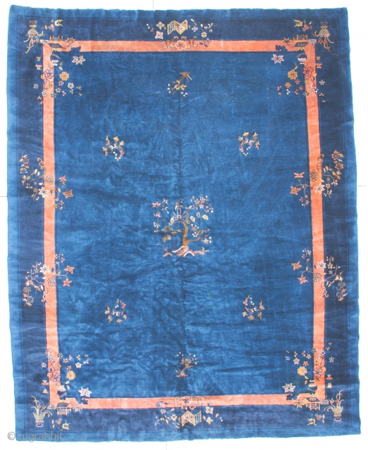 #6258 Antique Feti Chinese