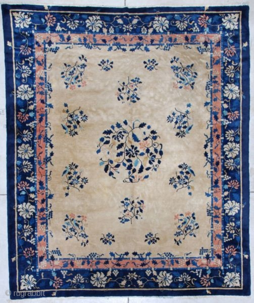 #7226 Peking Chinese Rug