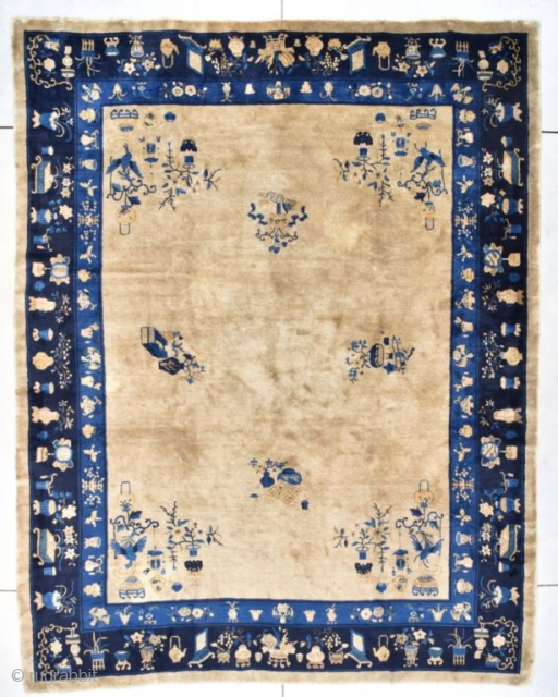 #7726 Peking Chinese Rug