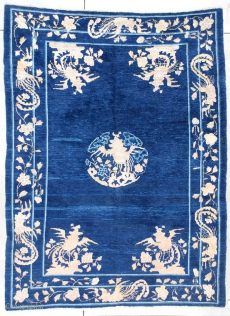 #7328 Peking Chinese Rug