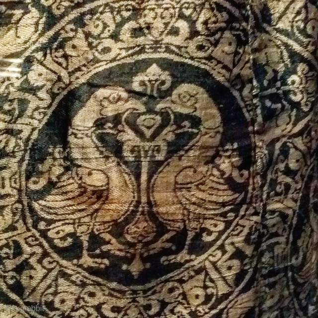 Some highlights including a few great textiles from 'Court and Cosmos: The Great Age of the Seljuqs' http://www.rugrabbit.com/content/seljuqs-met