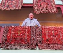 With the passing of John Collins, the rug world has lost a great friend. An independent dealer and writer known for his taste, wit, and kindness, John will be dearly missed. Thank  ...