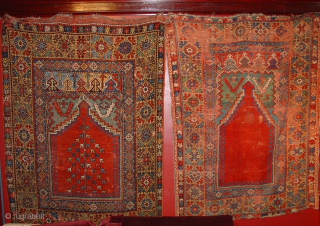 Exhibition Announcement: Turkish Prayer Rugs,  Part 1 from Jim Dixon's Hesperides Collection.