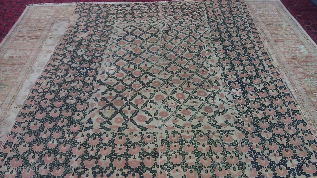 Antique Nurata Suzani Textile