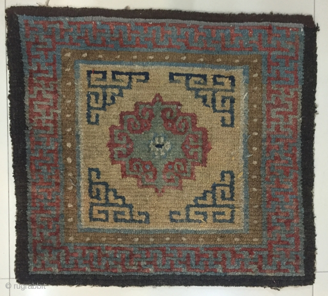 Tibetan Square (number 1 of a pair)