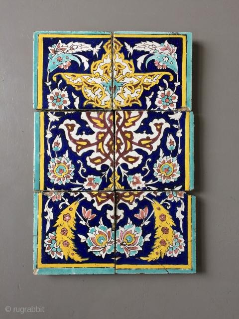 Persia  CIRCA 1700 6 pieces