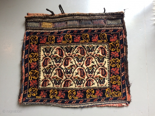 Antique Afshar bag,