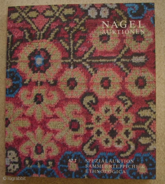 Nagel auction catalogue, 47 T, 30.10.2006