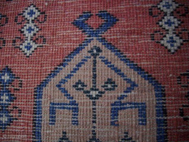 Chankale, Bergama, Beginning 88 x 131 cm