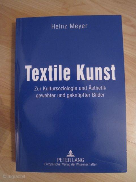 Heinz Meyer: Textile Kunst