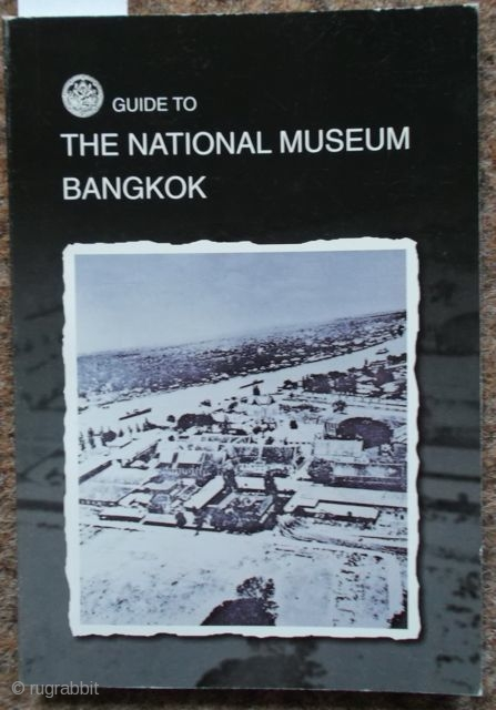 Guide to the National Museum Bangkok